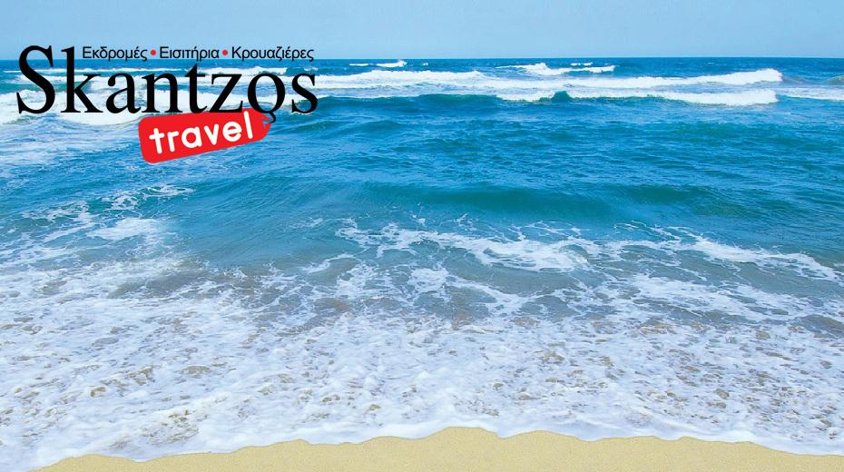Θαλάσσια Μπάνια (Πρωί – Απόγευμα Παραλία Μαραθώνα)