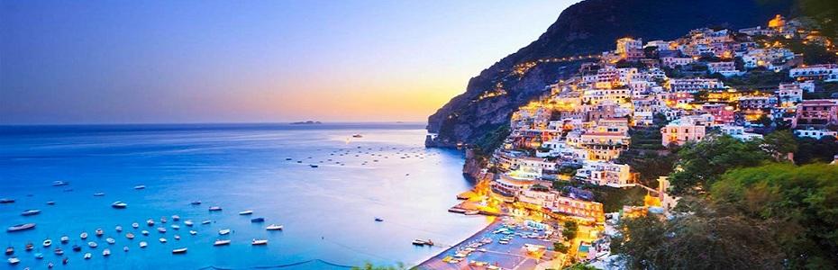 Νότια Ιταλία: Κοστιέρα Αμαλφιτάνα – Κάπρι – Ελληνόφωνα Χωριά Απουλίας – Οδική – Αναχώρηση: 3/6/2017