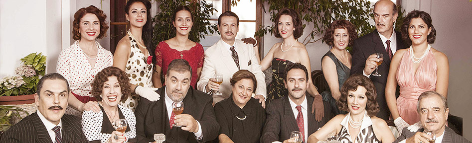Θέατρο: «Καζαντζίδης, Η Ζωή του Όλη»