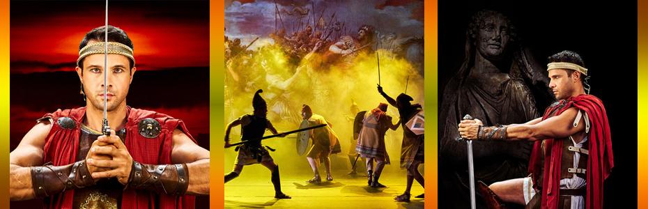 Θέατρο: Μέγας Αλέξανδρος