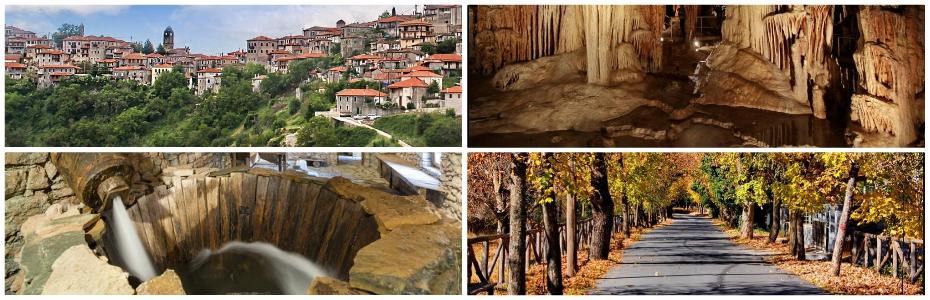 Δημητσάνα – Βυτίνα (Σπήλαιο Κάψια – Μουσείο Υδροκίνησης – Αγία Φωτεινή Μαντινεια)